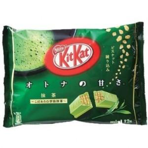 Kitkat 킷캣 녹차맛 초콜릿 12매