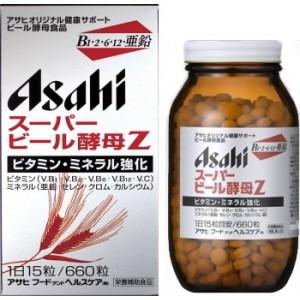 슈퍼 맥주 효모Z 660정